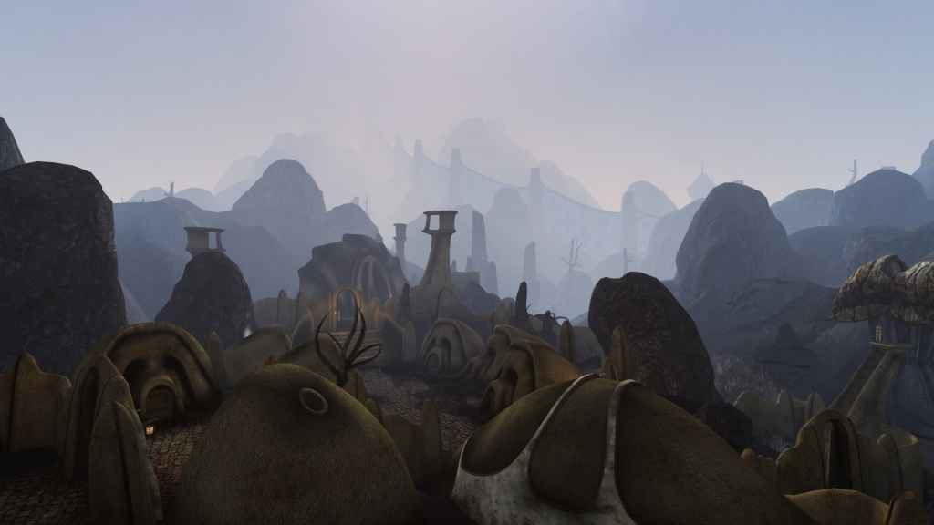 Morrowind Overhaul: Sounds & Graphics 3.0