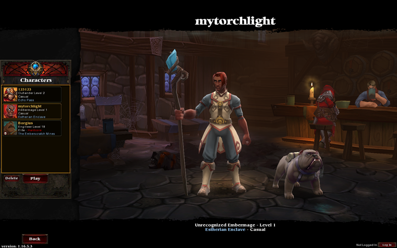 Torchlight 2 — Интерфейс в стиле Diablo 3