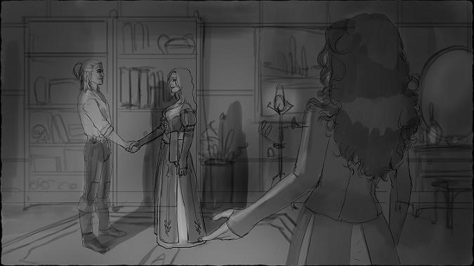 The Witcher 2 — Lykaon