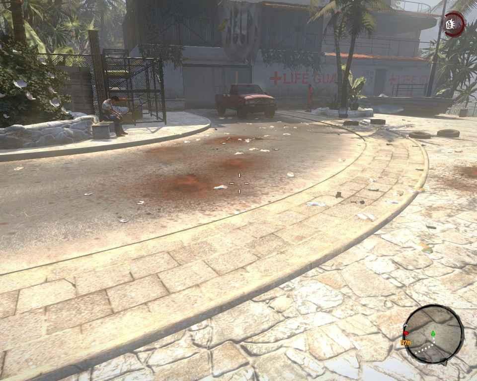 Dead Island — HD текстуры дорог и тропинок