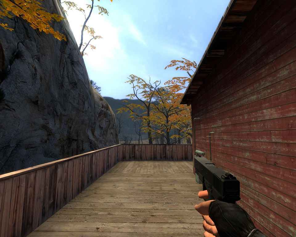 Counter Strike:Source — Glock 19