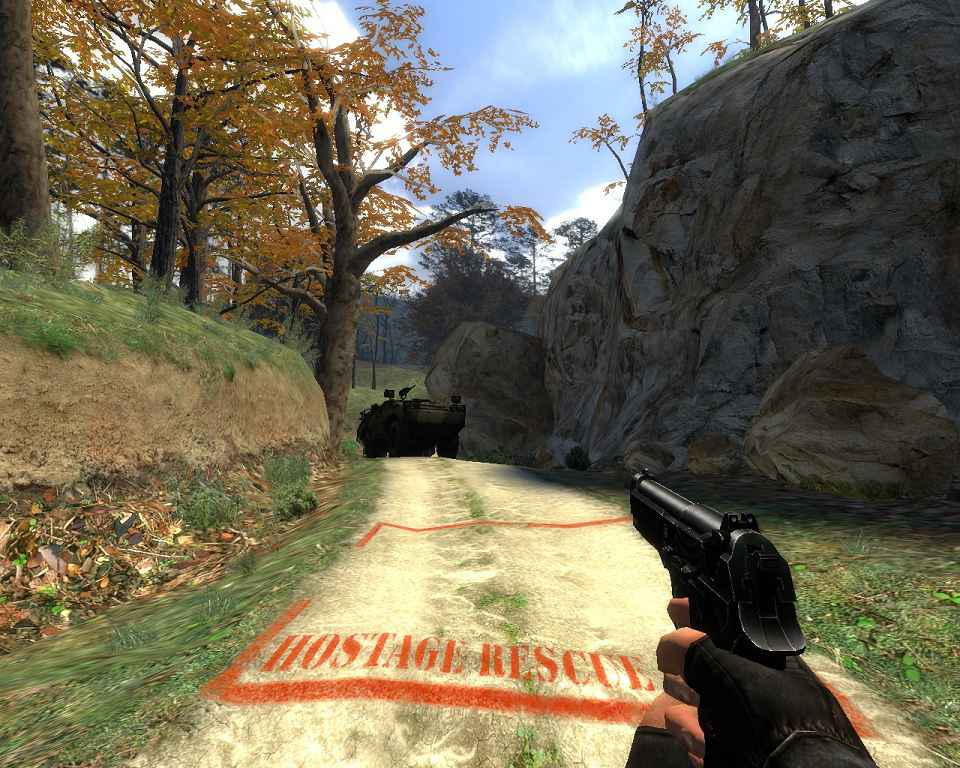 Counter Strike:Source — Taurus PT-92 (usp)
