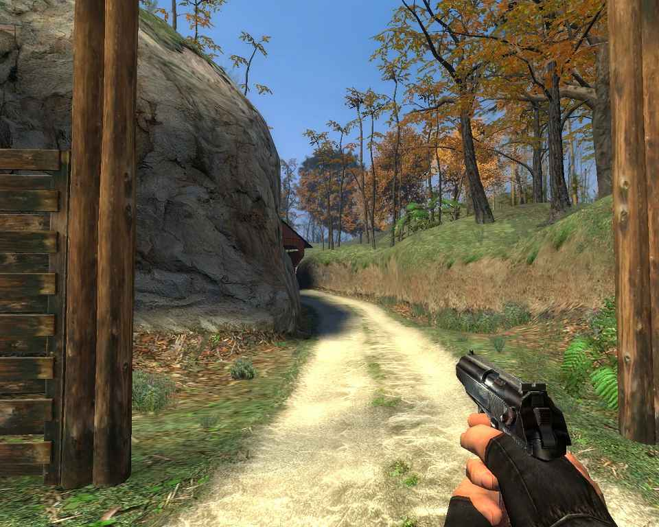 Counter Strike:Source — Stalker Makarov (p228)