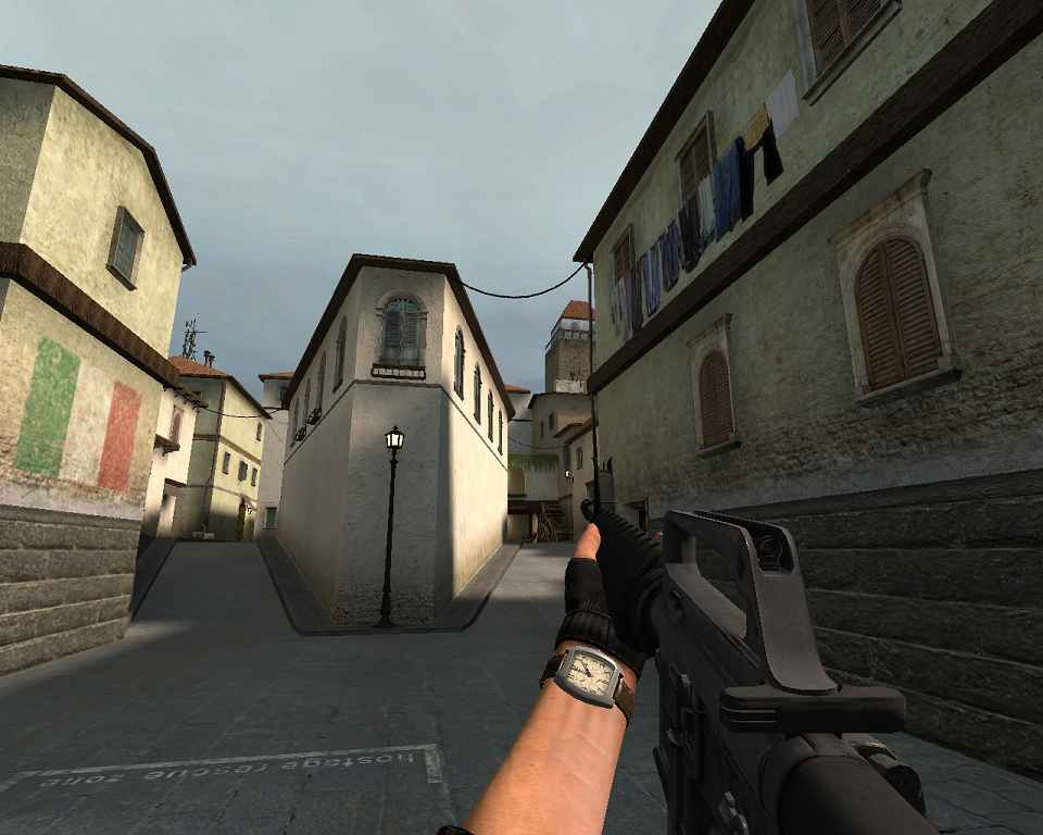 Counter Strike:Source — TIGG M16A1(famas)