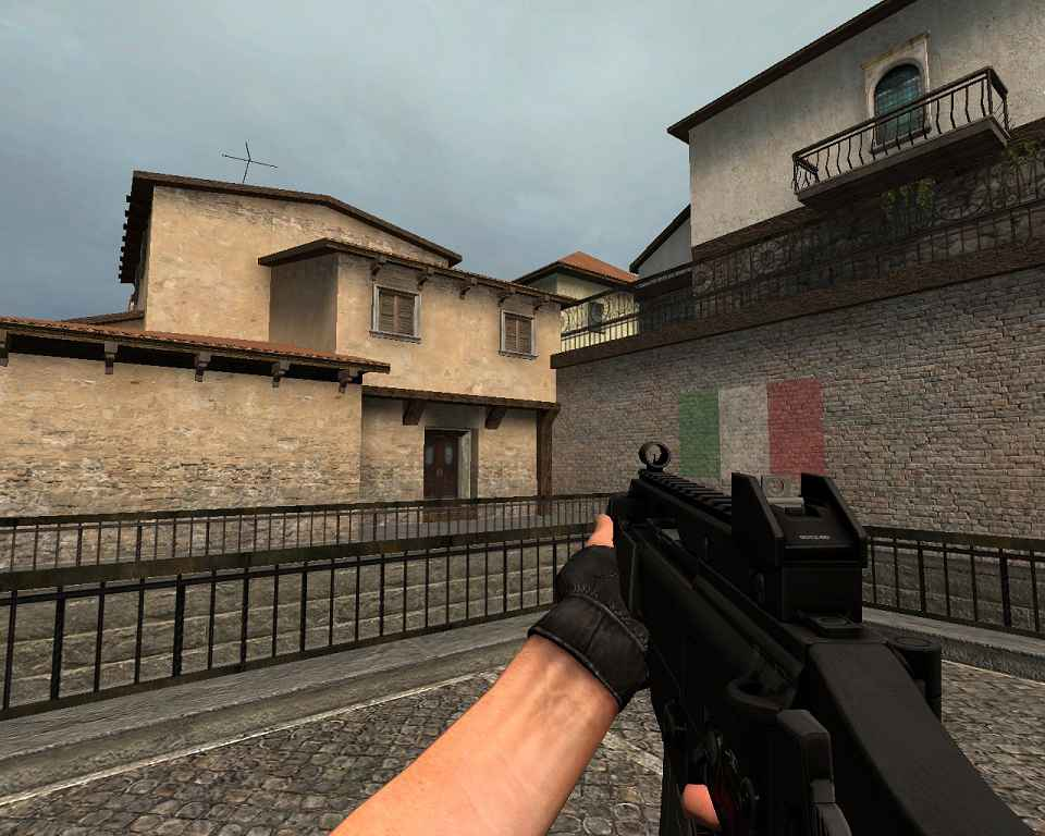 Counter Strike:Source — G36 (sig552)