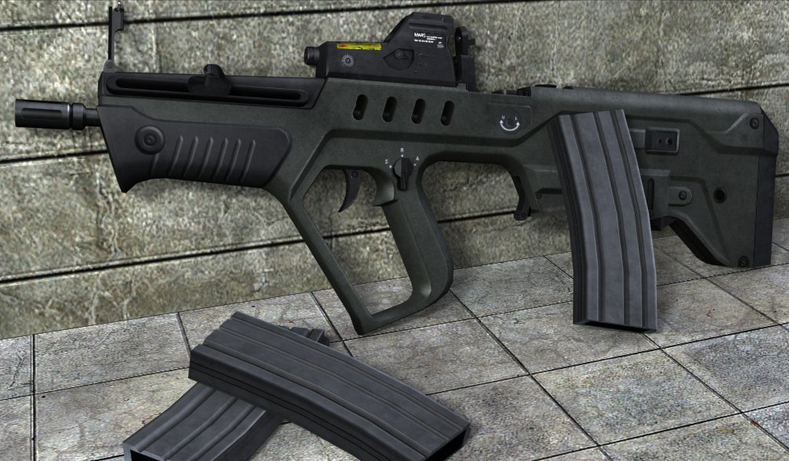 Counter Strike:Source — Famas Tavor