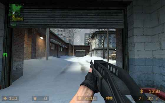Counter Strike:Source — SPAS12 (M3)