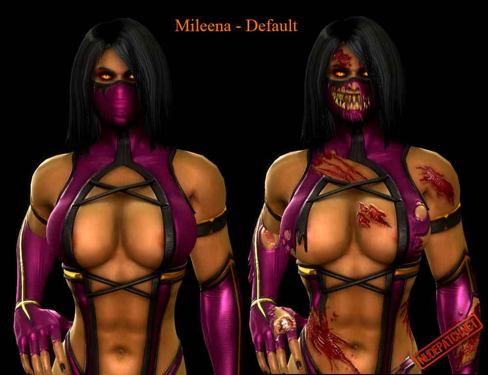Mortal Kombat Komplete Edition — NUDE MODS PACK
