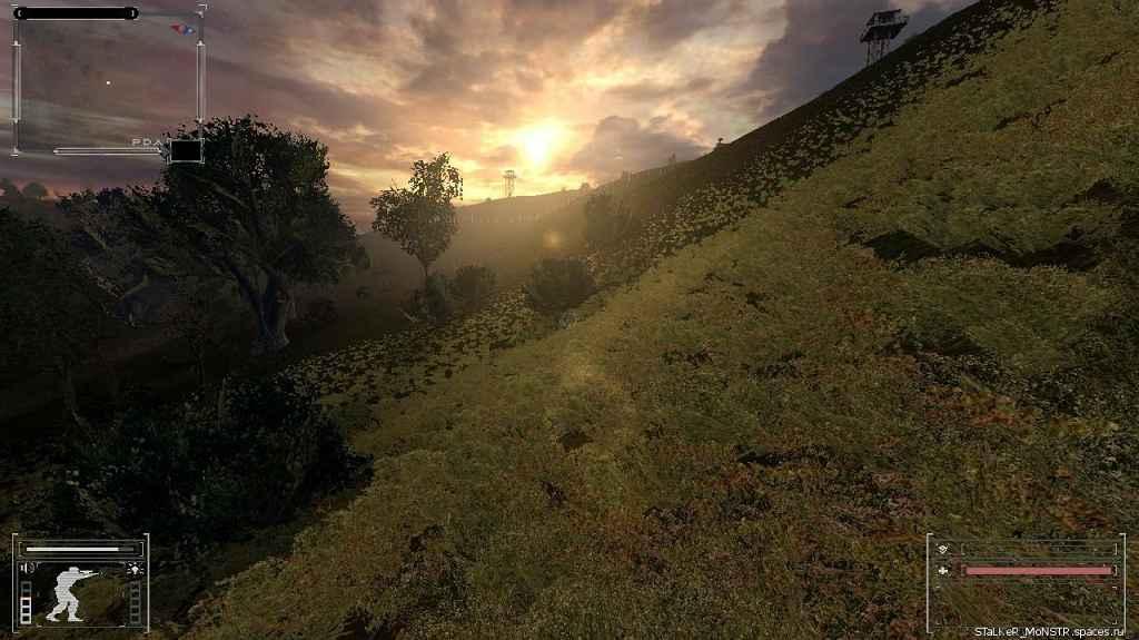 STALKER — Измененные лучи солнца