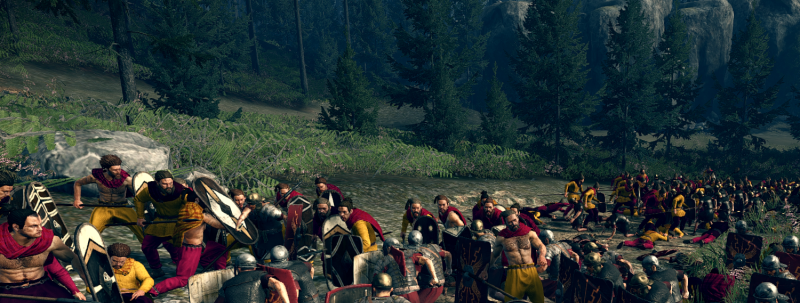 Total War: Rome 2 — SweetFX