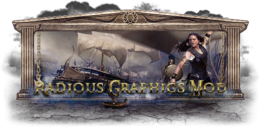 Total War: Rome 2 — Графический мод Radious