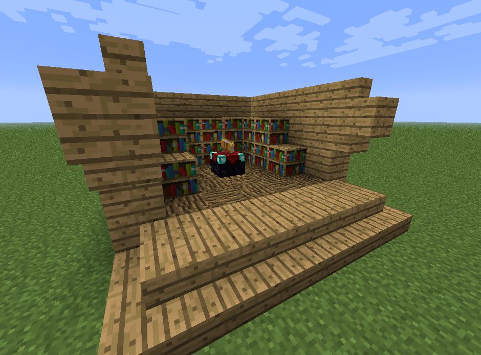 мод на постройку дома для майнкрафт 1 11 2 #6