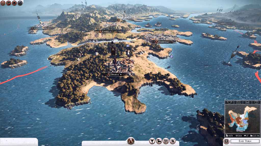 Total War Rome 2 — Graphic Enhancement Mod