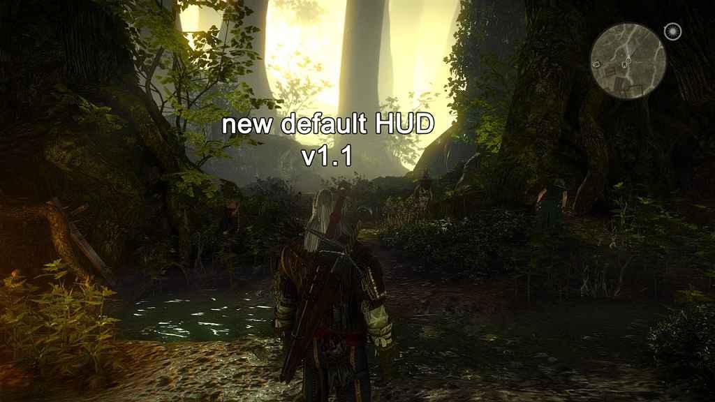 The Witcher 2: Assassin of Kings — Динамический HUD