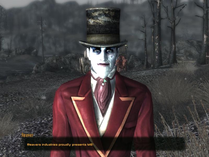 Мод Fallout 3 — Компаньон Reaver