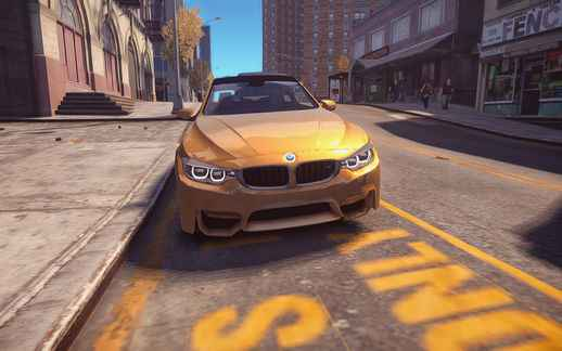 GTA IV — BMW M4 Coupe