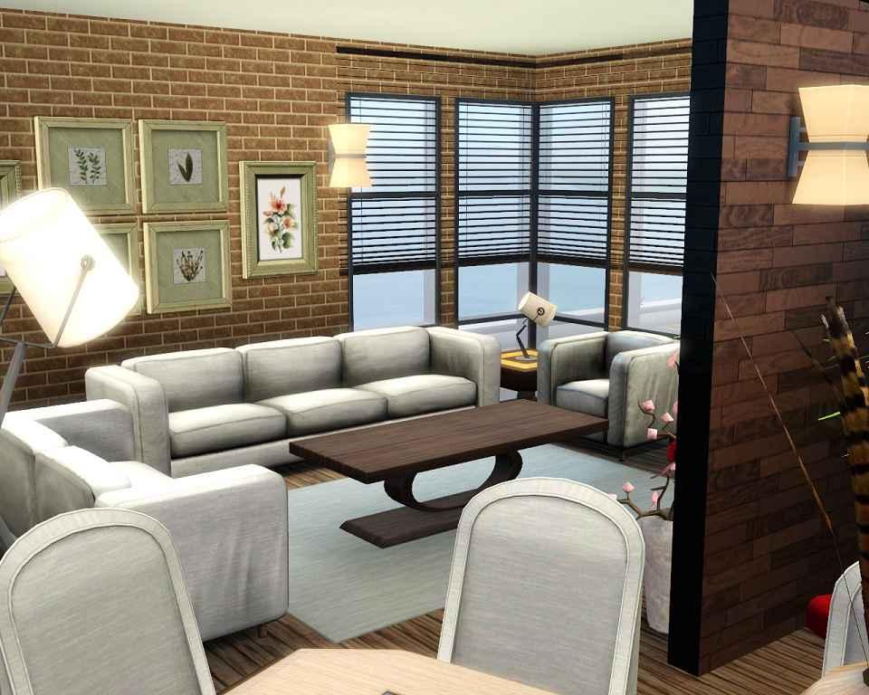 Мод Sims 3 — Особняк/корабль «Osean Pearl»