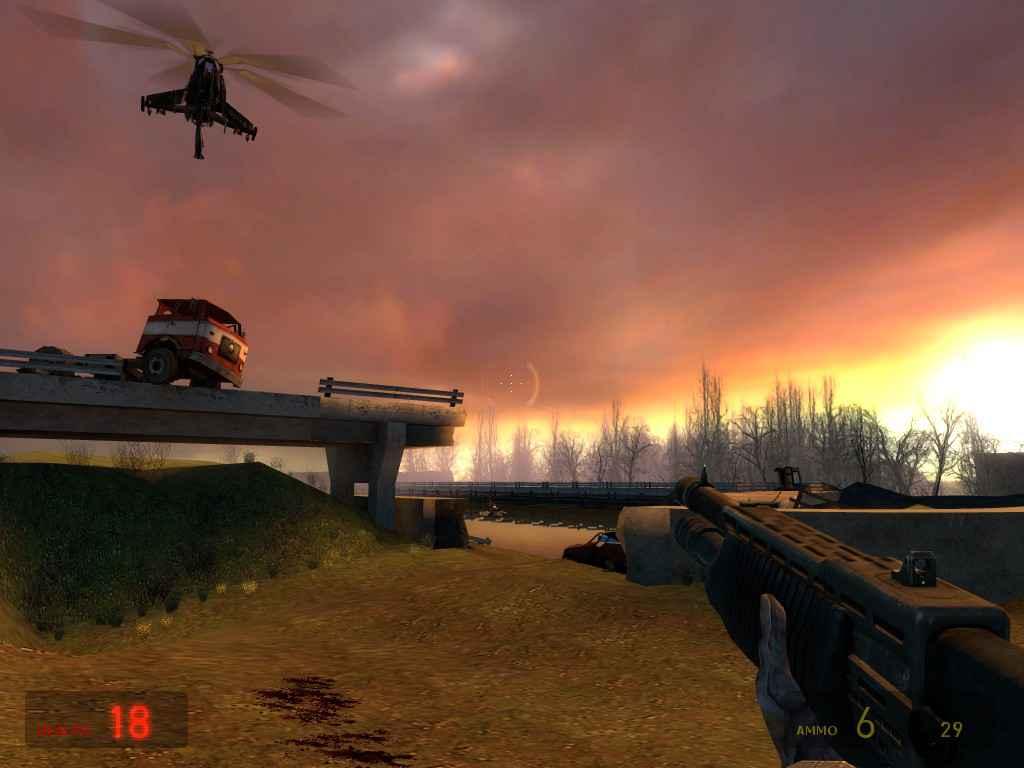 Мод Half-Life 2 — Dawn