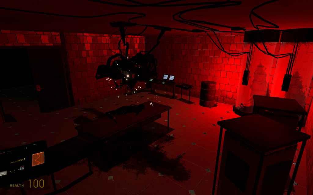 Мод Half-Life 2 — Survival 101
