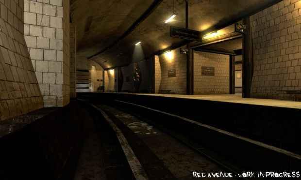 Модификация Half-Life 2 — Red Avenue
