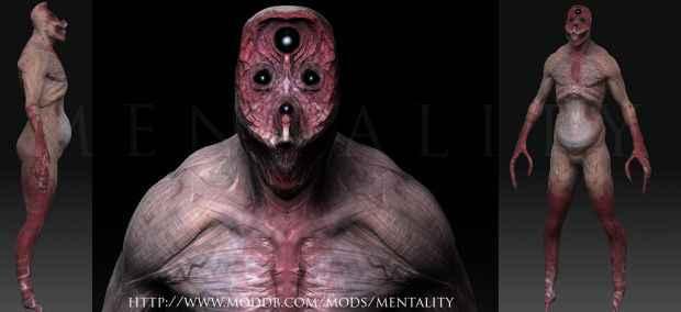 Мод Half-Life 2 — Mentality