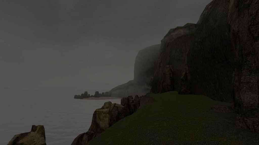 Мод Half-Life 2 — Dear Esther