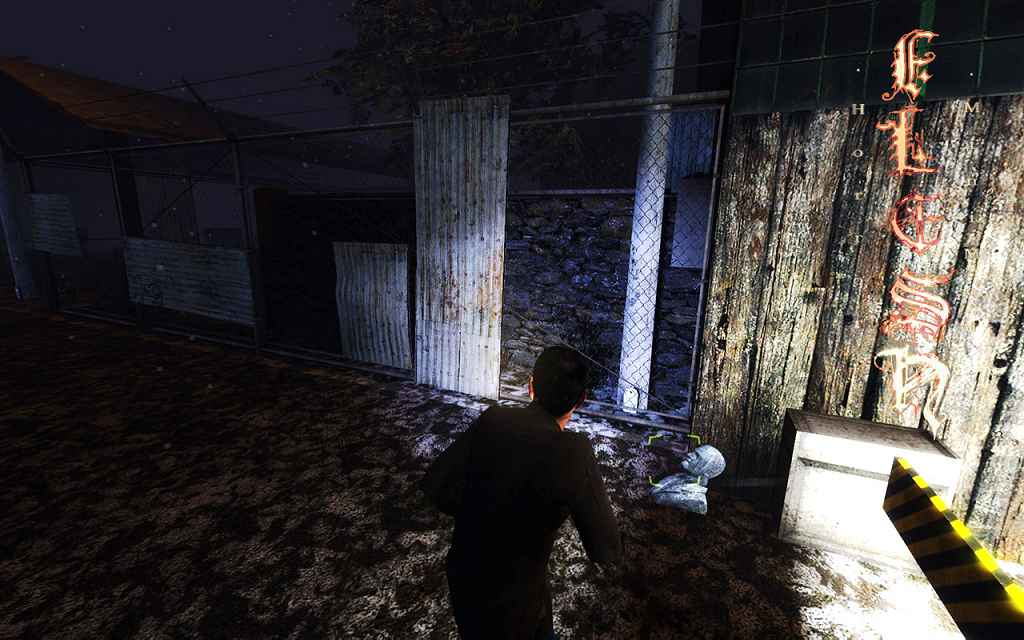 Модификация Half-Life 2 — Flesh