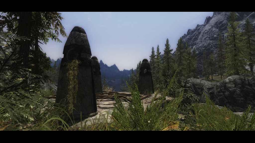 Мод Skyrim — ENB конфиг «Anise»