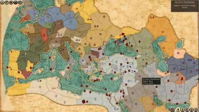 Total War: Rome 2 — Очень агрессивный ИИ / Very Aggressive AI