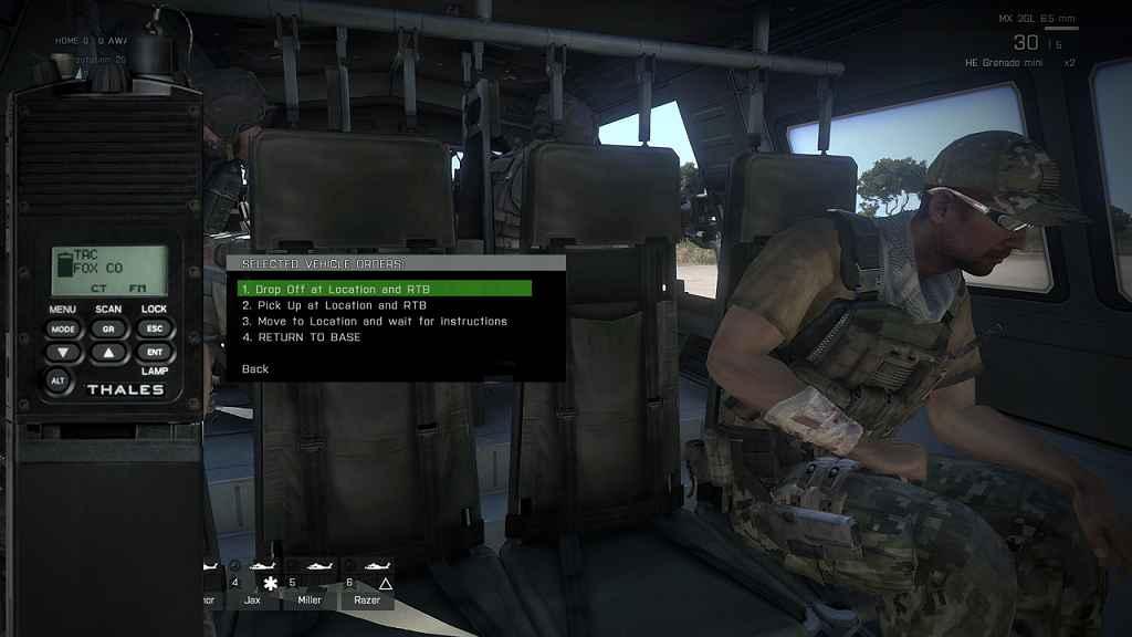 Модификация Arma 3 — HUNTER SIX — Special Operations Unit (Кампания)