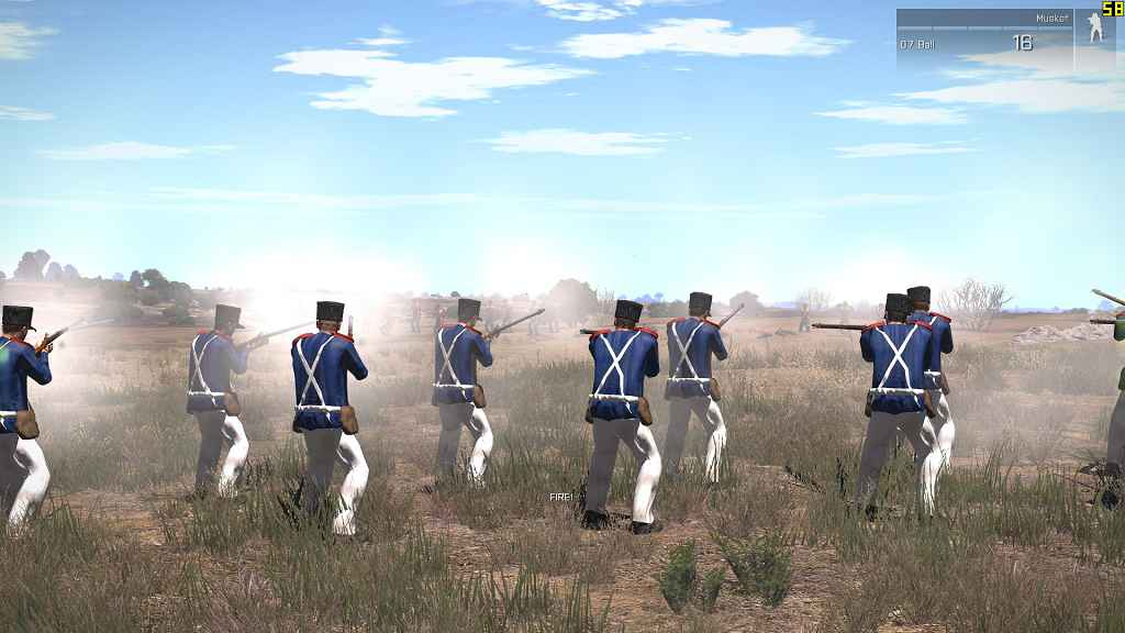 Arma 3 — Napoleonic Wars [ALPHA]