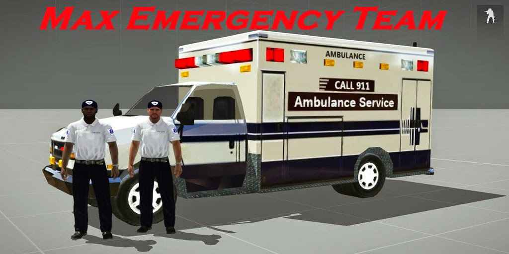 Модификация Arma 3 — Max Emergency Team