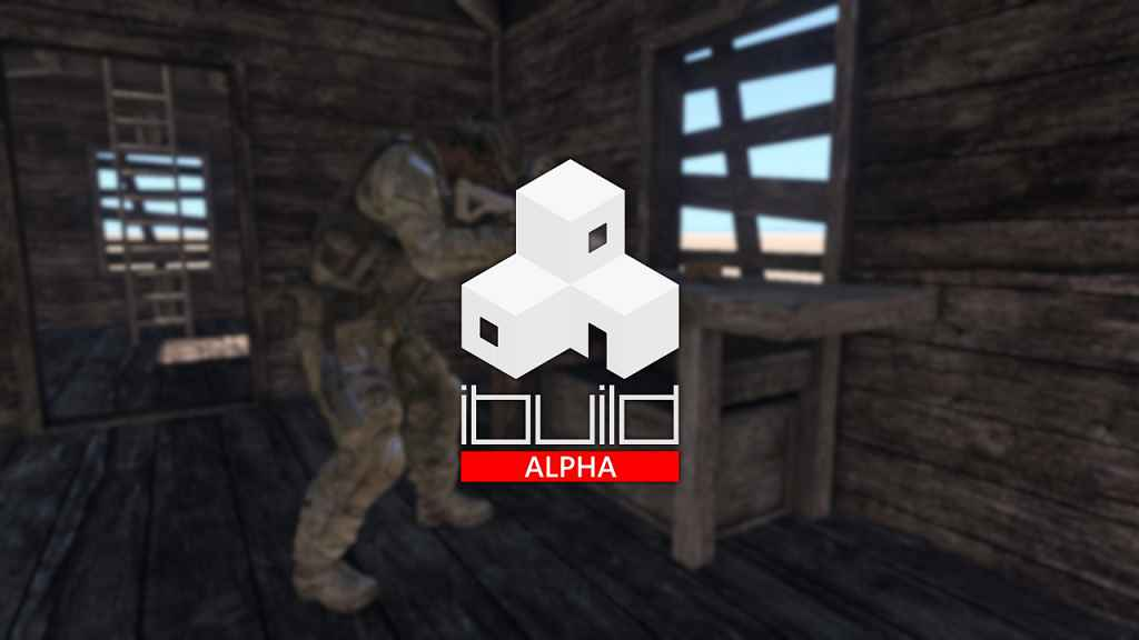 Arma 3 — Я-строитель (iBuild (Modular Construction Mod))