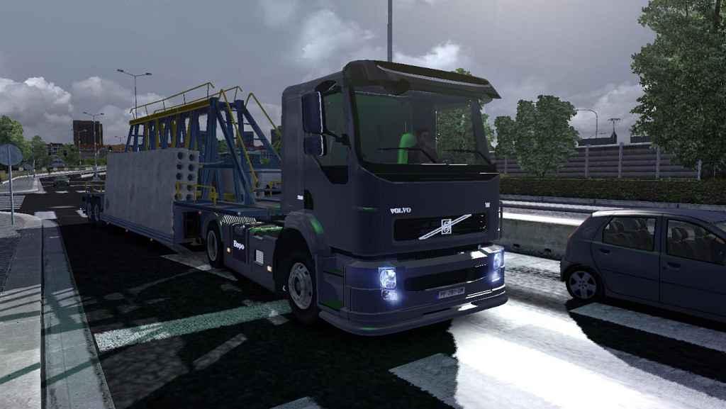 Мод ETS 2 — Volvo VM