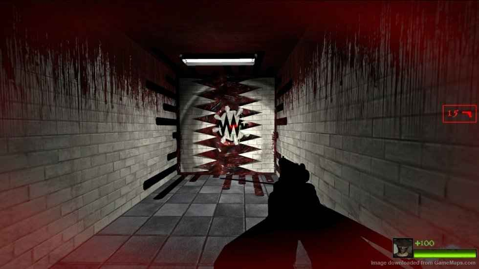 Left 4 Dead 2 — Карта «Sawrunner»