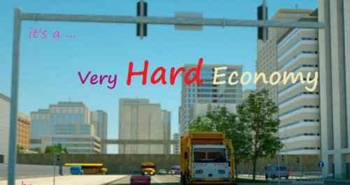 Мод ETS 2 — Очень сложная экономика (Very Hard Economy)