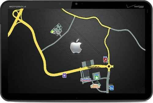 Мод ETS 2 — Новый фон для навигатора (GPS Background Collection)