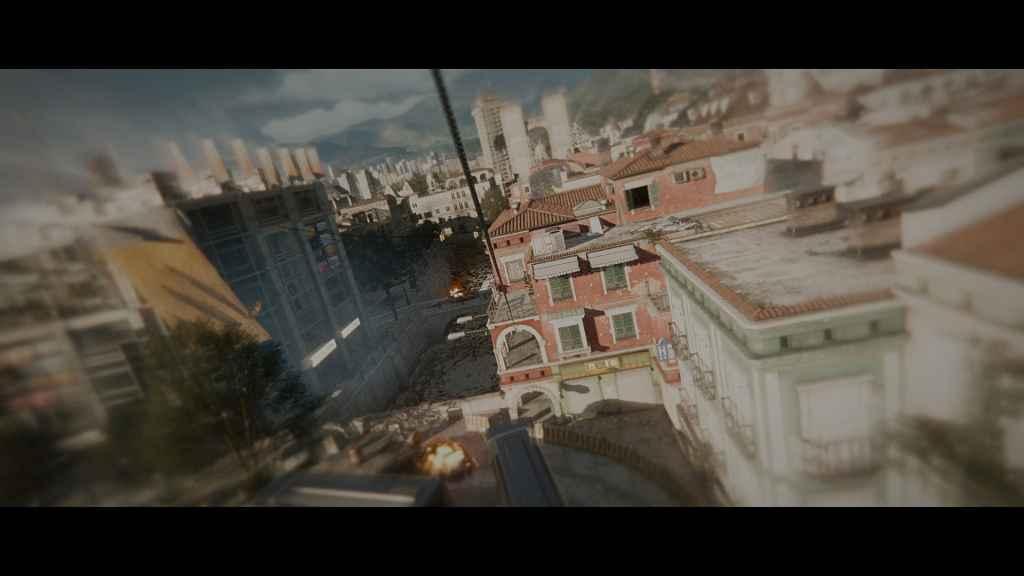 Модификация Dying Light — Кинематографическая графика