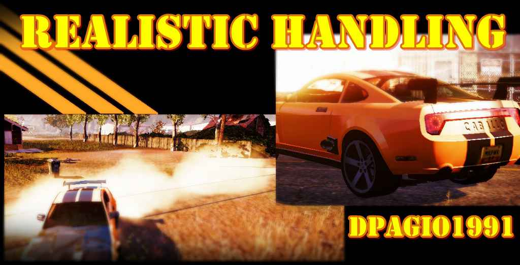 State of Decay — Реалистичное управление и скорость машин (Realistic HANDLING and Fast cars)