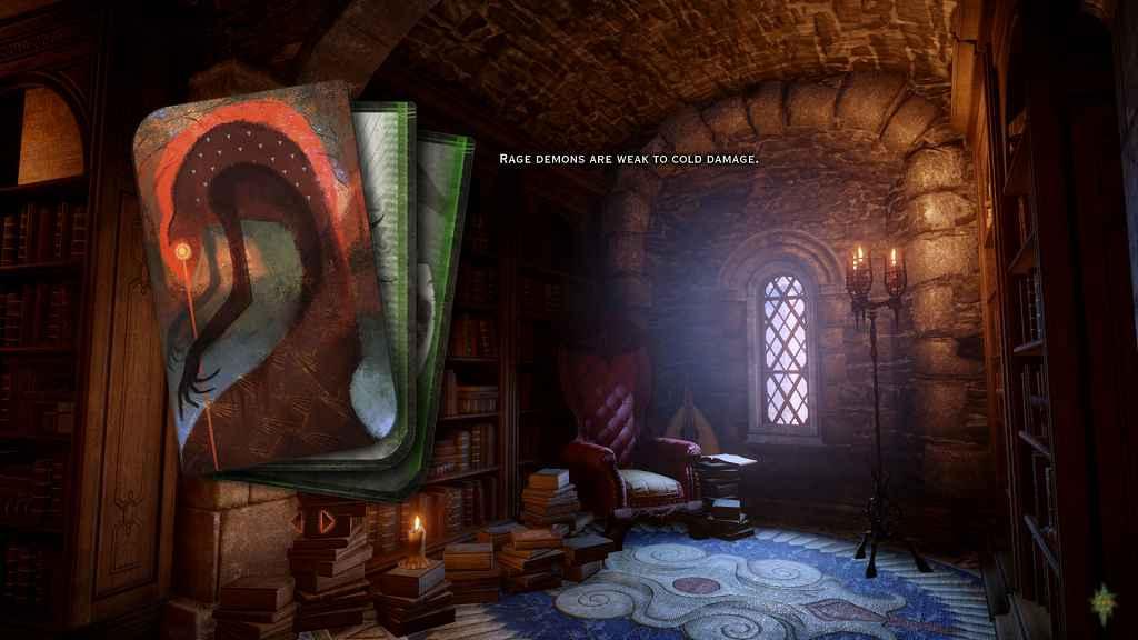 DA: Inquisition — Замена загрузочного Экрана в Скайхолде