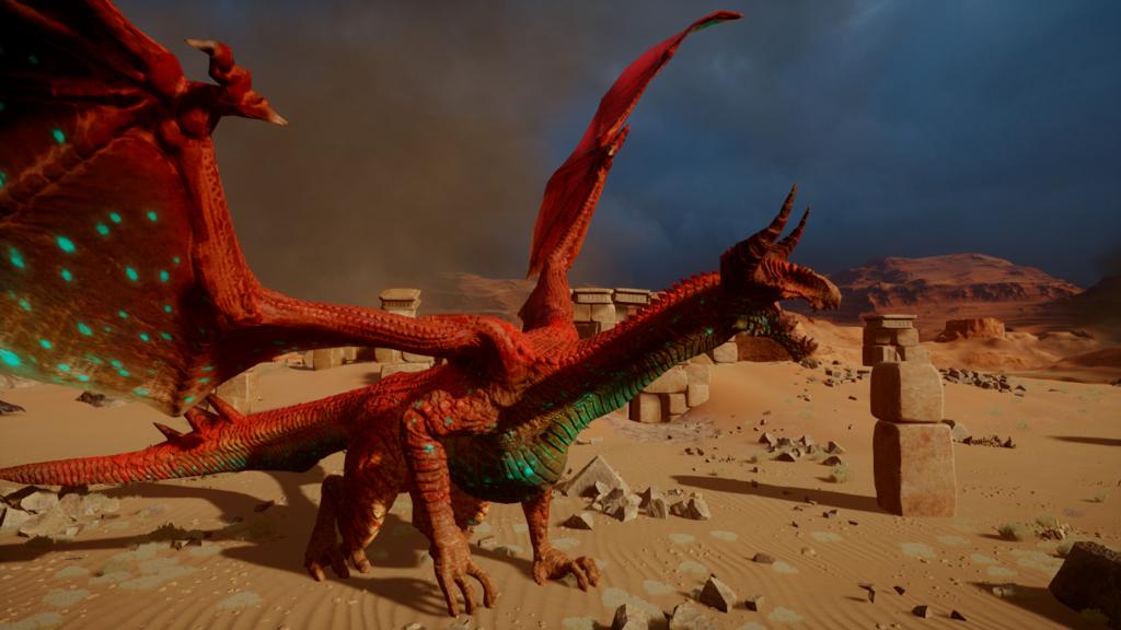 DA: Inquisition — Реколор Драконов