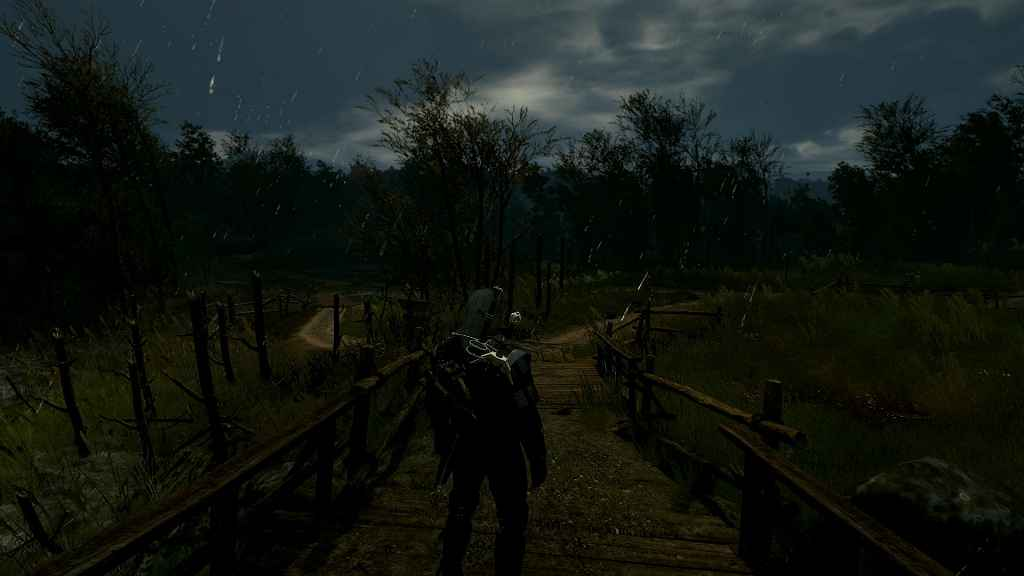 Мод The Witcher 3 — Реплейсер Погоды
