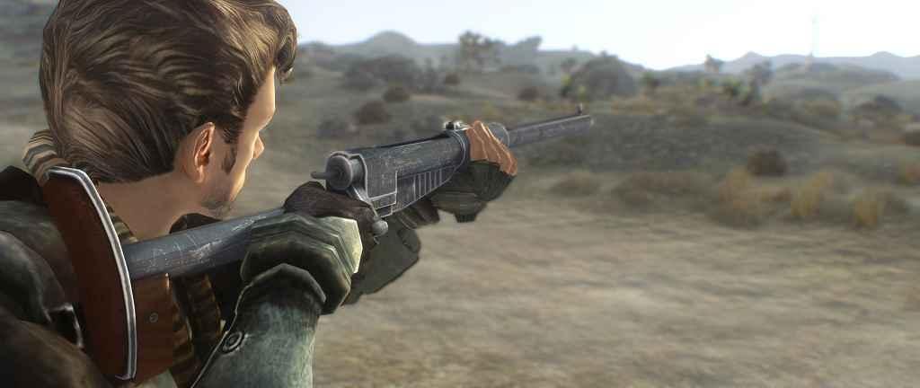 Мод Fallout: New Vegas — ПТРД — 41