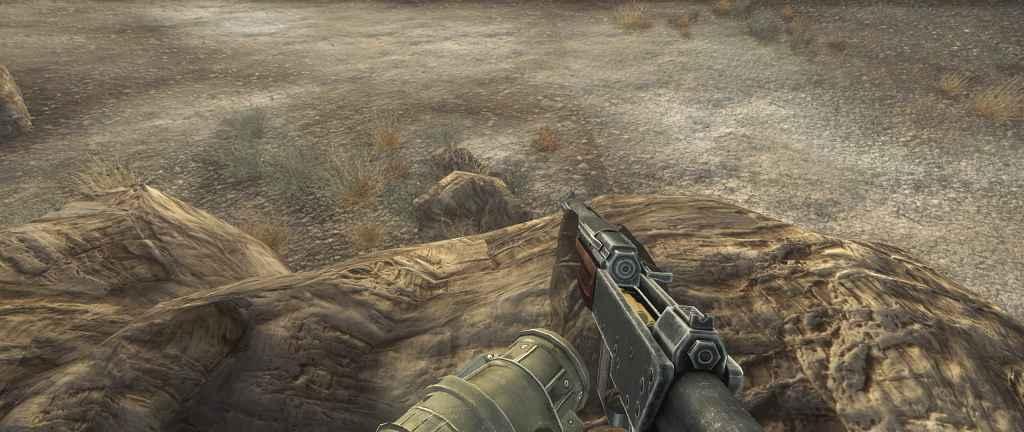 Мод Fallout New Vegas — M2281A1 TAR