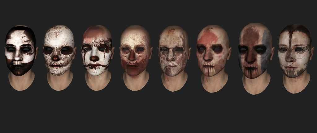 Мод Fallout New Vegas — Лицо Психопата
