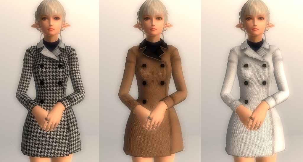 Oblivion — Повседневное пальто
