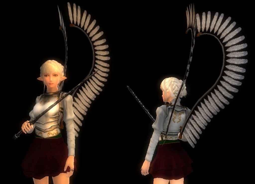 Oblivion — Крылатая броня