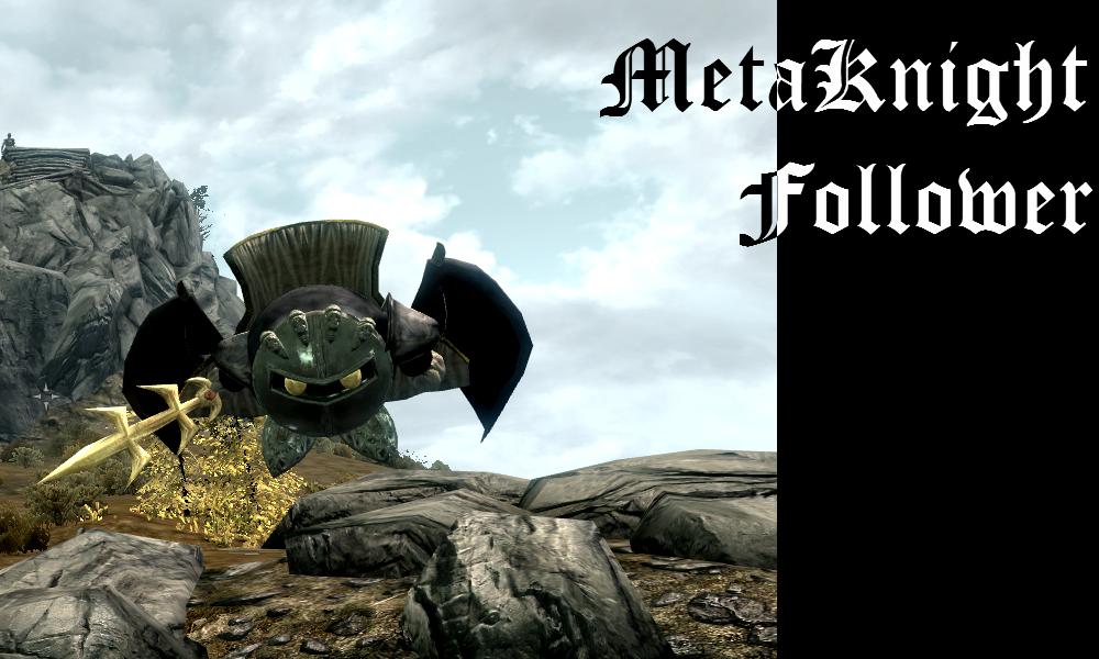 Skyrim — Металлический Рыцарь