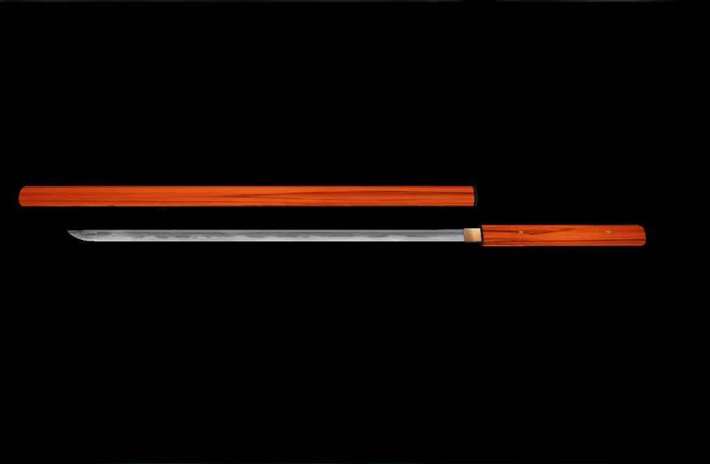 Мод Skyrim — Тростниковая Катана