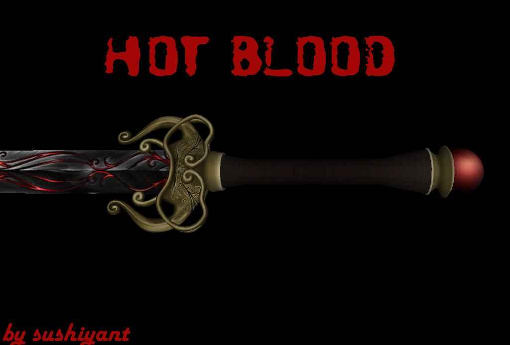 Мод Skyrim — Горячая Кровь